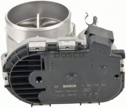 Дроссельная заслонка Bosch 0280750467