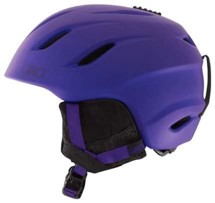 Горнолыжный шлем женский Giro Era 2019, фиолетовый, M