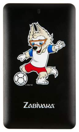 Внешний аккумулятор RED LINE С4 FIFA №6 Волк 4000 мА/ч Black