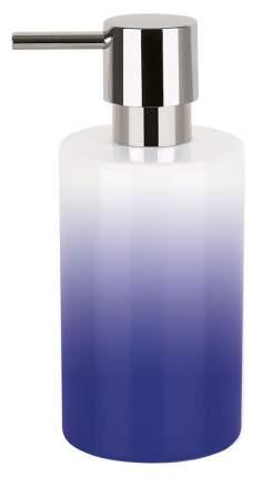 Емкость для жидкого мыла Spirella Tube-Gradient Синий