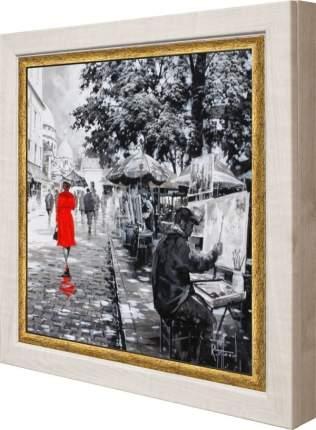"Ключница ""Richard Telford - A Stroll Through The Old City I"" Клен"