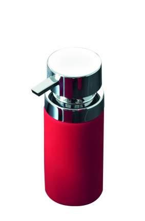 Дозатор для жидкого мыла Elegance красный