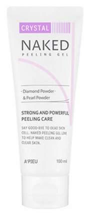 Пилинг для лица A'Pieu Naked Peeling Gel Crystal 100 мл