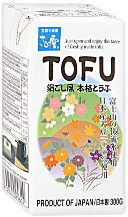 Соевый сыр Tofu Satonoyuki 300 г