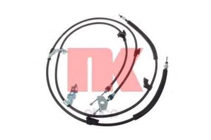 Трос cтояночного тормоза Nk 9025170 задний