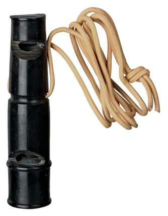 Свисток ультразвуковой Trixie 2255 из рога буйвола для собак