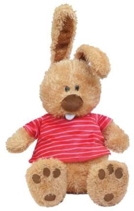 Мягкая игрушка Maxitoys Кролик Ушастик в Маечке, 30 см
