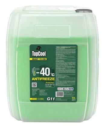 Антифриз TорСооl зеленый 10 л