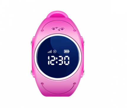 Детские смарт-часы Smart Baby Watch Q520S Pink
