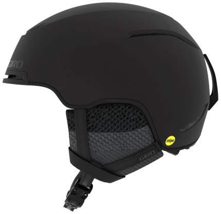 Горнолыжный шлем мужской Giro Jackson Mips 2019, черный, XL
