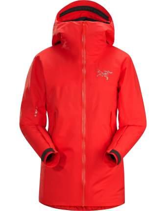 Спортивная куртка женская Arcteryx Airah, rad, XS