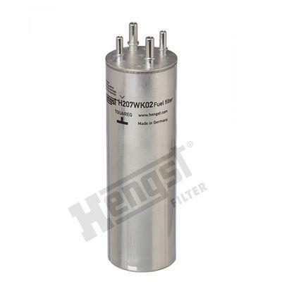 Фильтр топливный Hengst H207WK02