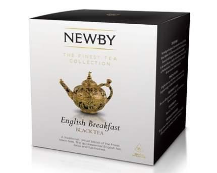 Чай черный Newby английский завтрак 15 пакетиков