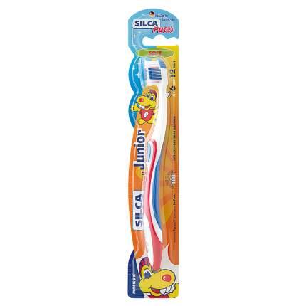 Зубная щетка  SILCA Putzi Junior (6-12 лет)