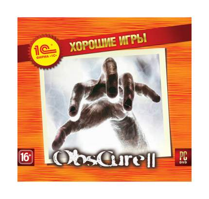 Игра 1С-СофтКлаб Obscure II для PC
