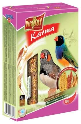 Основной корм Vitapol для экзотических птиц 500 г, 1 шт