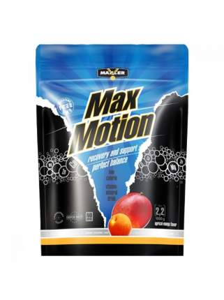 Изотонический напиток Maxler EU Max Motion 1000 г, манго/абрикос
