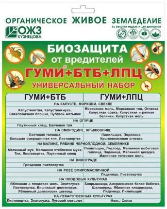 ГУМИ+БТБ+ЛПЦ БашИнком Универсальный набор (трехкомпонентный), 6 г+50 г+50 г