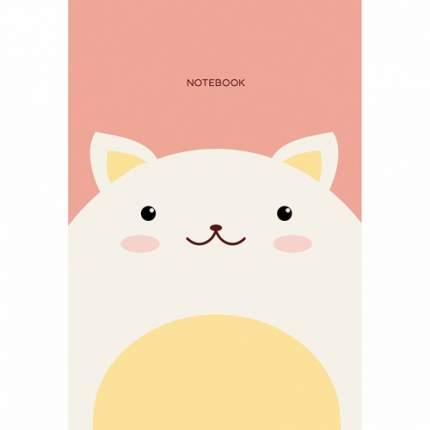 """Блокнот """"Кот, Дизайн 6"""" А6, 40 листов, в клетку"""
