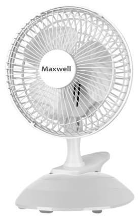 Вентилятор настольный Maxwell MW-3520 white