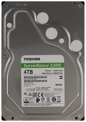 Внутренний жесткий диск Toshiba Surveillance S300 4TB (HDWT140UZSVA)