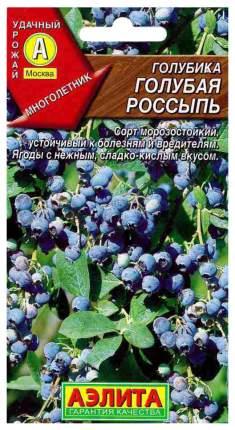 Семена Голубика Голубая россыпь, 0,01 г АЭЛИТА