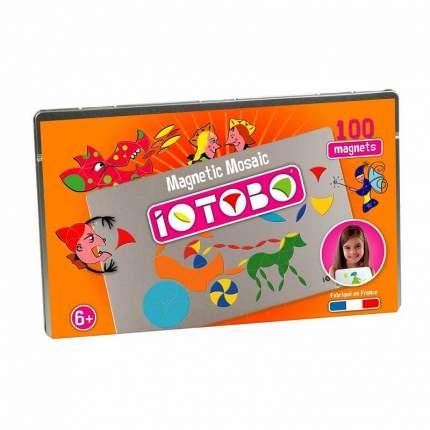 Магнитная мозаика-головоломка Iotobo 9215