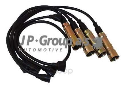 Комплект высоковольтных проводов JP Group 1192000410