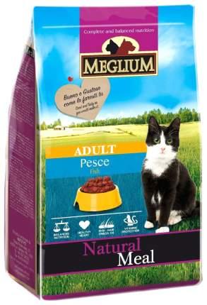 Сухой корм для кошек Meglium Adult, рыба, 0,4кг
