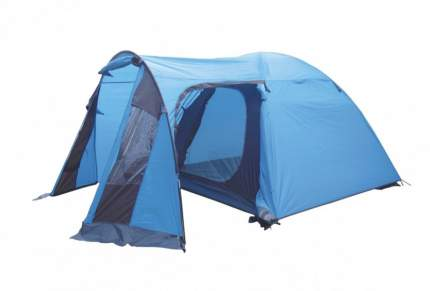 Палатка Green Glade Tarzan четырехместная голубая