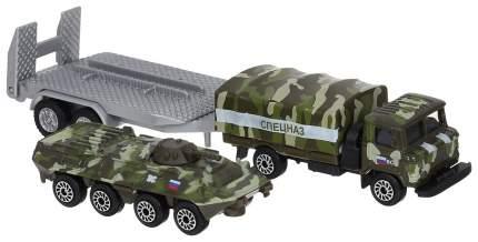 Набор Технопарк Военная Техника 2 Металлические машины