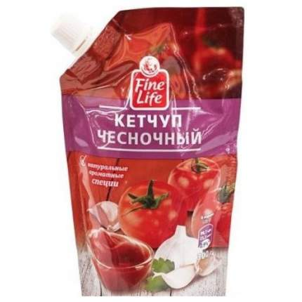 Кетчуп Fine Life чесночный 300 г