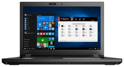 Ноутбук Lenovo ThinkPad P52 20M9001ERT