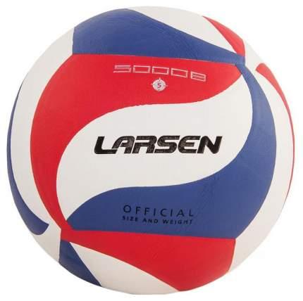 Волейбольный мяч Larsen VB-ECE-5000B №5 blue/white/red