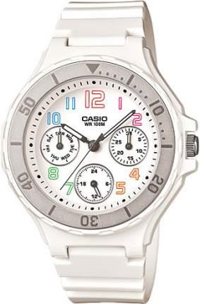 Наручные часы кварцевые женские Casio Collection LRW-250H-7B