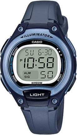 Наручные часы электронные женские Casio Collection LW-203-2A