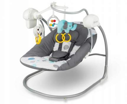 Электрокачели Kinderkraft Minky mint
