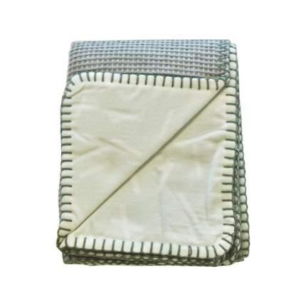 Lodger плед dreamer flannel/honeycomb leaf 75x100cm