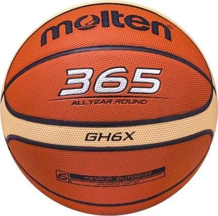 Мяч баскетбольный Molten BGH6X №6