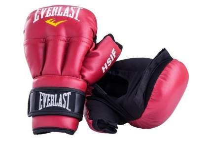 Перчатки для рукопашного боя Everlast HSIF RF3110, 10oz, к/з, красный