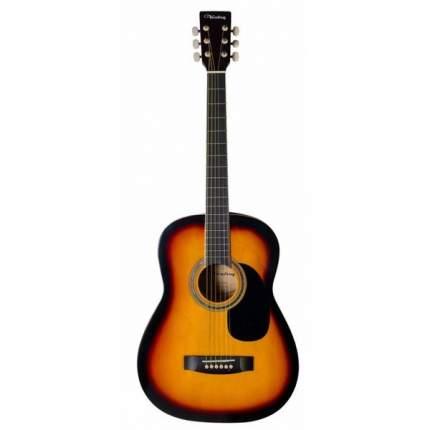 Акустическая гитара VESTON F-38 SB