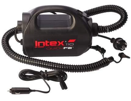 Электрический насос quick-fill pump, 220-240 v/12 v, (400л/мин) intex, арт, 68609, Интекс