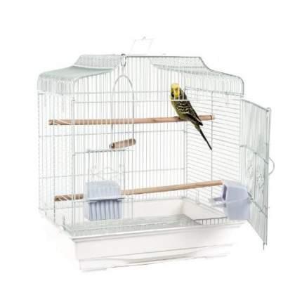 Клетка для птиц SKY Rainforest COSTA RICA 52 х 46 х 36 см, белая