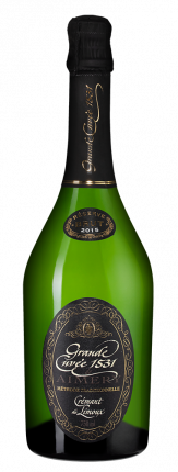 Игристое вино Grande Cuvee 1531 de Aimery Reserve (Cremant de Limoux) 2015 г.