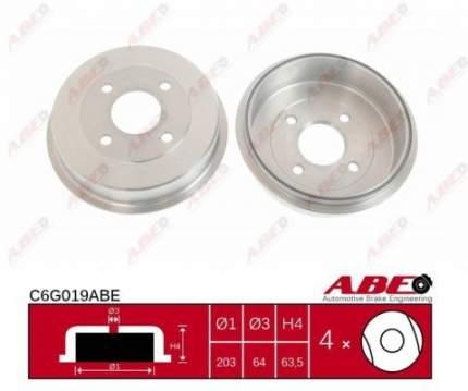 Тормозной барабан ABE C6G019ABE