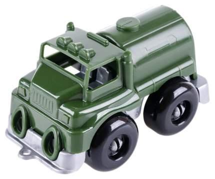 Машинка пластиковая Кнопа Цистерна Вжух на войнушке 86225PL