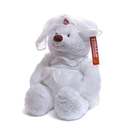 Мягкая игрушка Мишка новый малый Невеста 65 см Нижегородская игрушка См-474-5