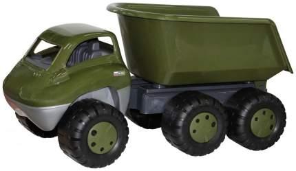 Автомобиль-самосвал военный с прицепом Cavallino Дакар