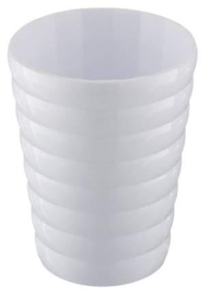 Стакан Fixsen Glady FX-98-02, белый, термопластик