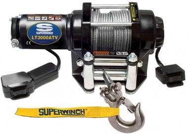 Лебедка электрическая для квадроцикла Superwinch LT3000 W0857